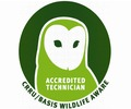 Wildlife aware Accredited Technician